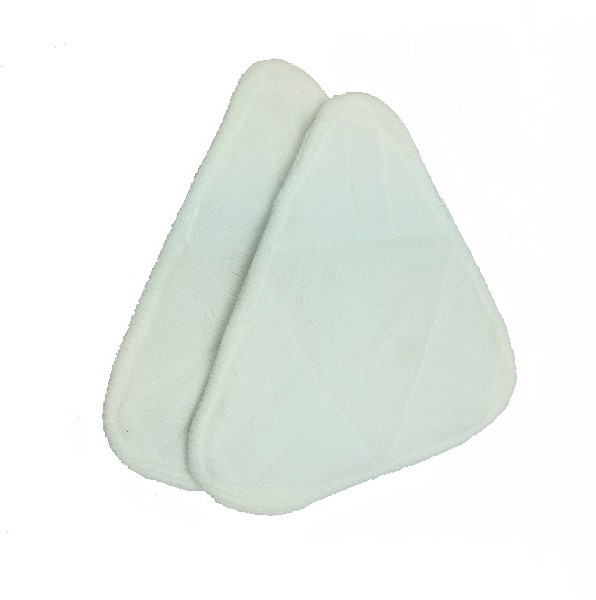 Abode ASM2001 Microfibre Cleaning Pads Pack (2)