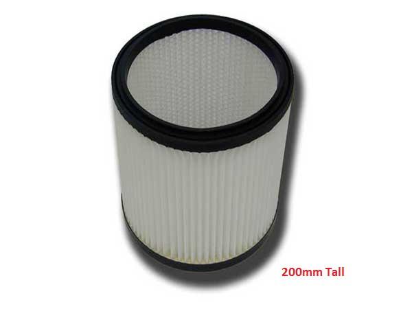 Goblin Aquavac 200mm tall Wet & Dry Cartridge Filter