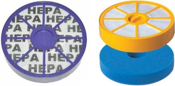 Dyson DC05, DC08 MEMA & HEPA Filter Pack (1+1)