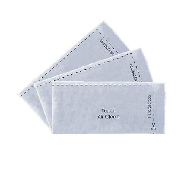 Miele Cylinder Replacement Micro Filter Pack (3)