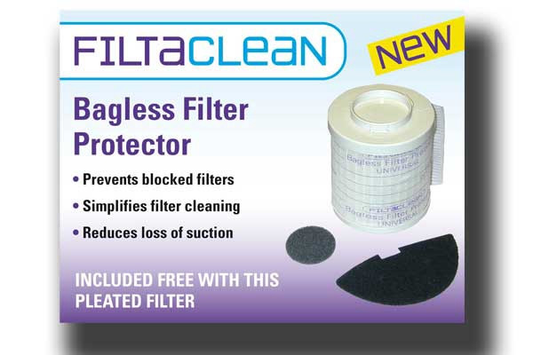 Argos VC9630 HEPA Filter Pack with FiltaClean