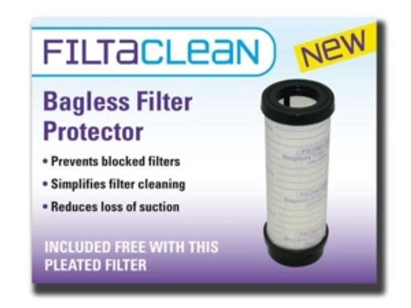 Vax V-044, U90-P1/P2 Series Type 4 HEPA Filter with Filtaclean
