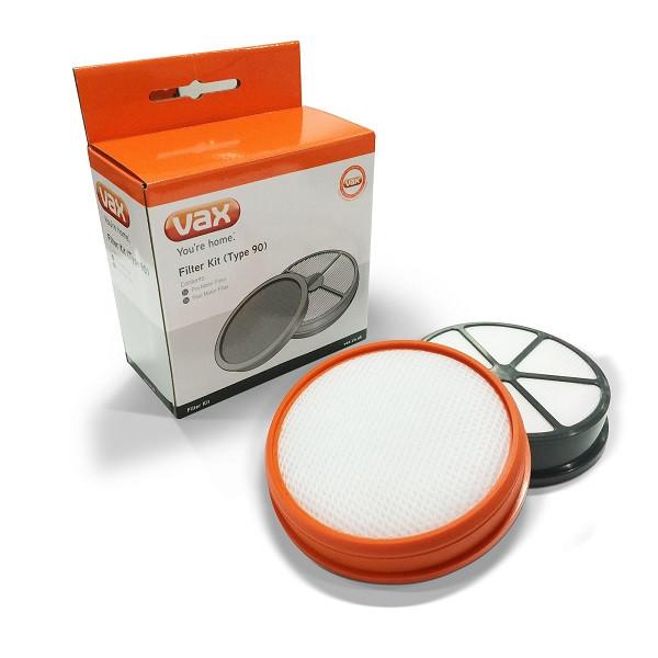 Vax  Air & Zoom Series Type 90 Filter Kit Genuine