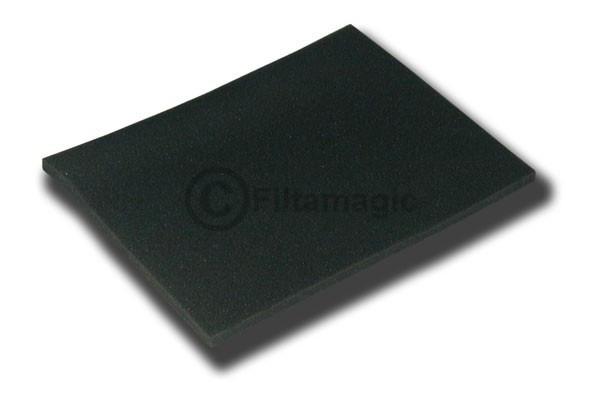Universal Vacuum Cleaner Foam Filter Pack