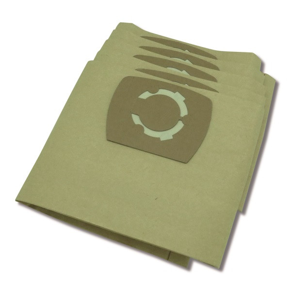 Siemens Dry & More Vacuum Cleaner Paper Bag Pack (5)
