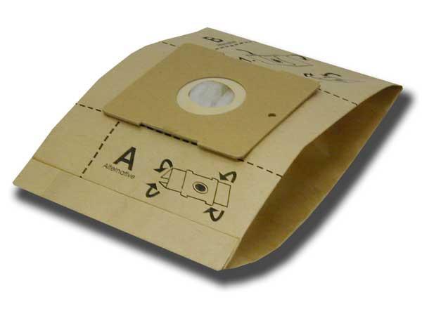 Aldi Delta 1400 Vacuum Cleaner Paper Bag Pack (5)