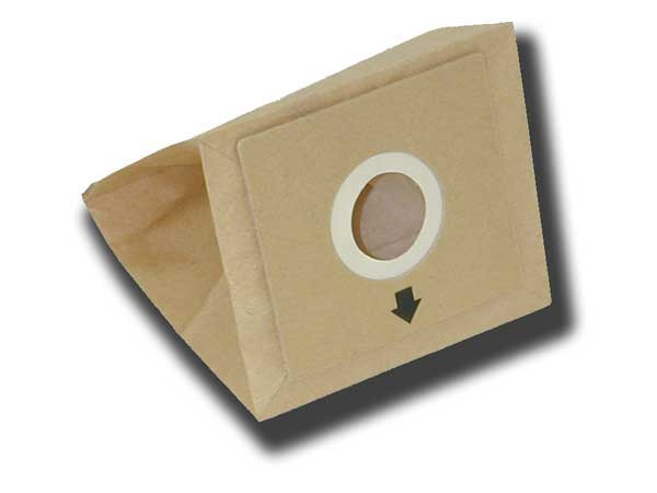 Bush DD2490B Vacuum Cleaner Paper Bag Pack