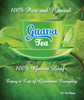 Enjoy the smooth refreshing taste of guava tea, made from pure and natural guava leaves.