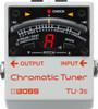 Boss TU-3S Pedalboard tuner pedal