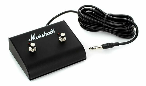 NEW! Marshall PEDL-91003 2-button Footswitch