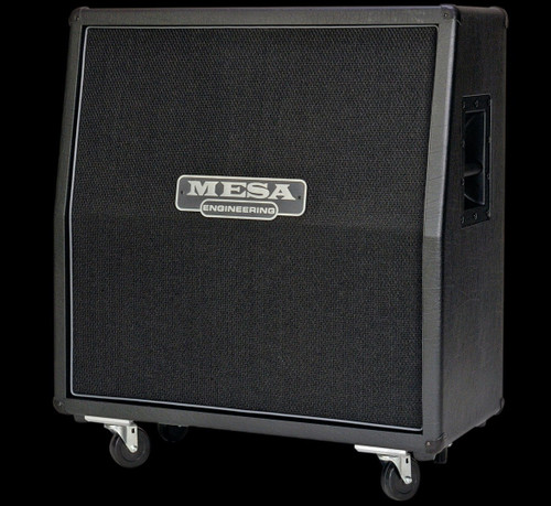 NEW! Mesa Boogie 4x12 Rectifier Traditional Slant Guitar Cabinet