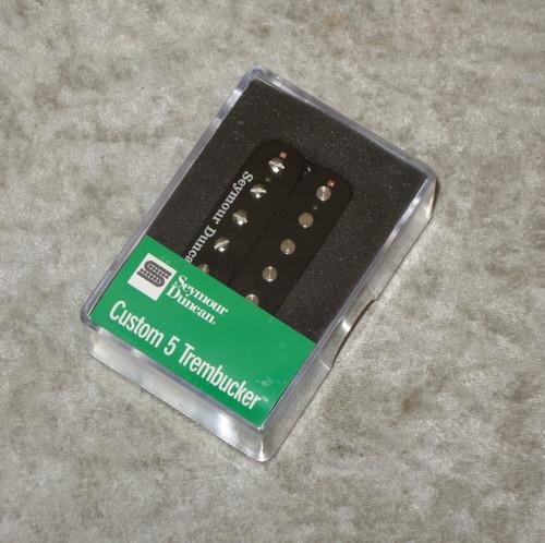 NEW! Seymour Duncan Custom 5 TB-14 trembucker bridge humbucker in black