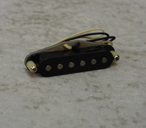 NEW! Bare Knuckle Trilogy Suite Single Coil Bridge Pickup in black