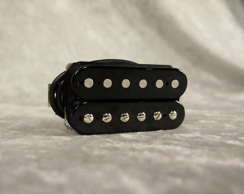 NEW! Bare Knuckle Cold Sweat humbucker hand wound bridge pickup in black