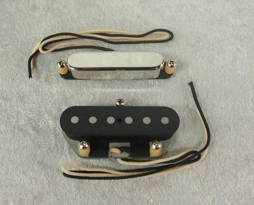 Bare Knuckle Piledriver Tele telecaster bridge and neck pickup set