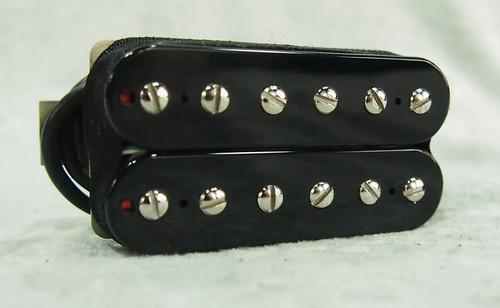 Bare Knuckle Silo Rabea Massaad black humbucker BRIDGE pickup 50 mm spacing