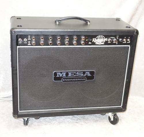 1993 Mesa Boogie Dual Rectifier Tremoverb Dual Rec 2x12 all tube guitar amp