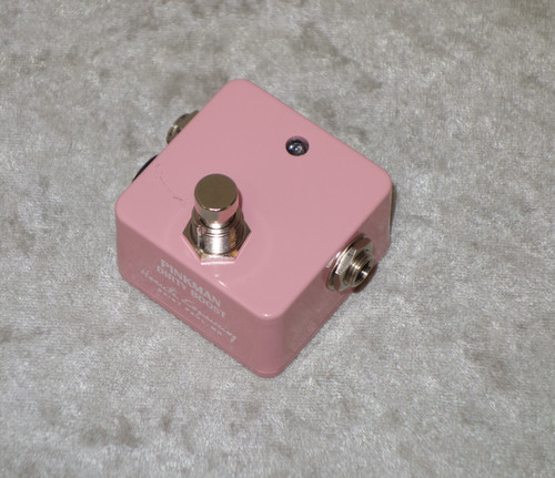 NEW! Henretta Engineering Pinkman Dirty boost pedal