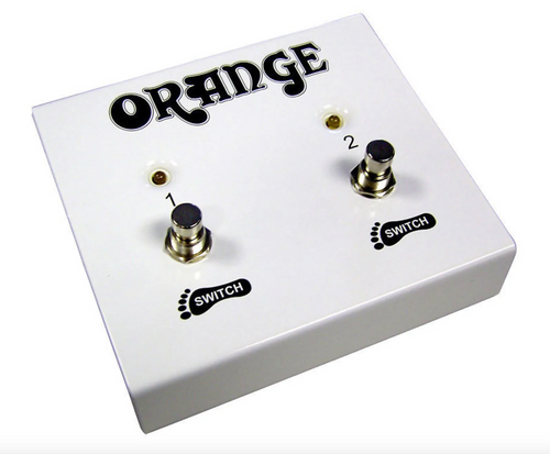 Orange FS-2 Dual Function Footswitch