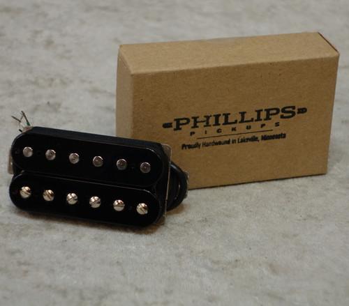 NEW! Phillips Pickups Bounty Hunter PH6007 handwound bridge humbucker pickup USA