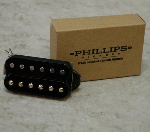 NEW! Phillips Pickups Mojo 8 PH6017 handwound bridge humbucker pickup
