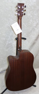 Tanglewood TWCR DCE acoustic electric guitar in whiskey barrel burst