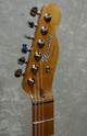 Warmoth Telecaster Partscaster with Seymour Duncan in black