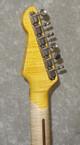 USA LSL Instruments Mick Saticoy E4 relic'd electric guitar vintage white MickE4