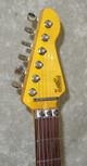 USA LSL Instruments Mick E5 relic'd electric guitar in sunburst MickE5