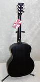 Tanglewood TWBB O Blackbird Acoustic Guitar in smokestack satin finish
