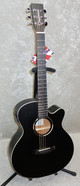 Tanglewood TWBB SFCE Acoustic Electric Guitar in smokestack satin
