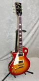 NEW! Vintage Brand LV100CS Les Paul Left-handed Cherry Sunburst guitar