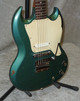 Vintage 1966 USA Gibson Melody Maker guitar in Pelham Blue (first year!)