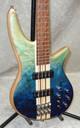 2021 Jackson Pro Series Spectra Bass SBP IV Caribbean Blue (1994)