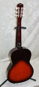 Made in Japan MIJ classical acoustic guitar with chipboard case