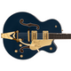 Pre-order! 2021 Gretsch G6136TG Players Edition Falcon™ Hollow Body Midnight Sapphire