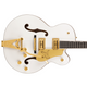 Pre-order! 2021 Gretsch G6136TG Players Edition Falcon™ Hollow Body white