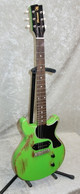 NEW! Rock N Roll Relics Thunders DC/P-90 guitar in Loch Ness Green