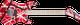 NEW! EVH Striped Series 5150 guitar in red/black/white stripes (pre-order)