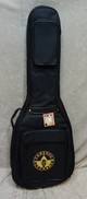 Capitol Guitars Henry Heller HGB-DE2 double electric guitar gig bag in black