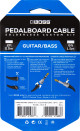 Boss BCK-12 Solderless Pedalboard Cable Kit
