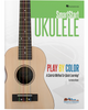 NEW! Tanglewood Play By Color ukulele pack Learn To Play