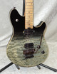 In Stock! 2020 EVH Wolfgang WG Standard Quilt Maple guitar Black Fade