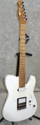 NEW! Charvel 2020 Pro-Mod So-Cal Style 2 24 HH HT CM guitar in white (pre-order)