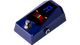 NEW! Korg Pitchblack Advance tuner pedal in blue