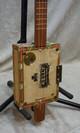 "Three Angry Owls Cigar Box Acoustic Guitar ""Kelly"""
