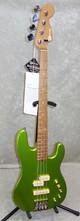 2021 Charvel Pro-Mod San Dimas® Bass PJ IV lime green metallic