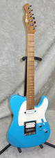 In Stock! 2021 Charvel Pro-Mod So-Cal Style 2 24 HH HT CM Robin's Egg Blue