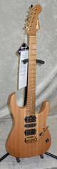 In Stock! 2021 Charvel Pro-Mod DK24 HSH 2PT CM Mahogany guitar natural (6721)