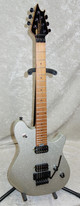 In Stock! 2021 EVH Wolfgang WG Standard electric guitar in silver sparkle
